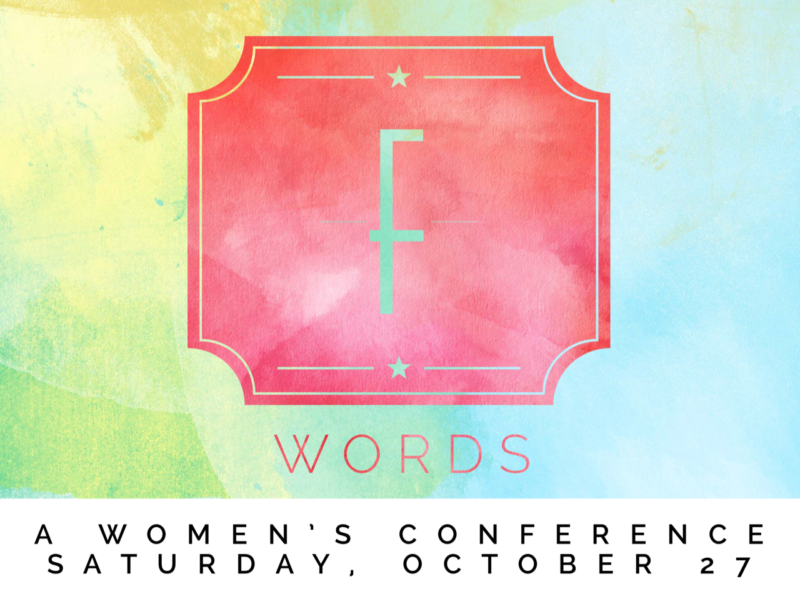 F-Words: A Women's Conference