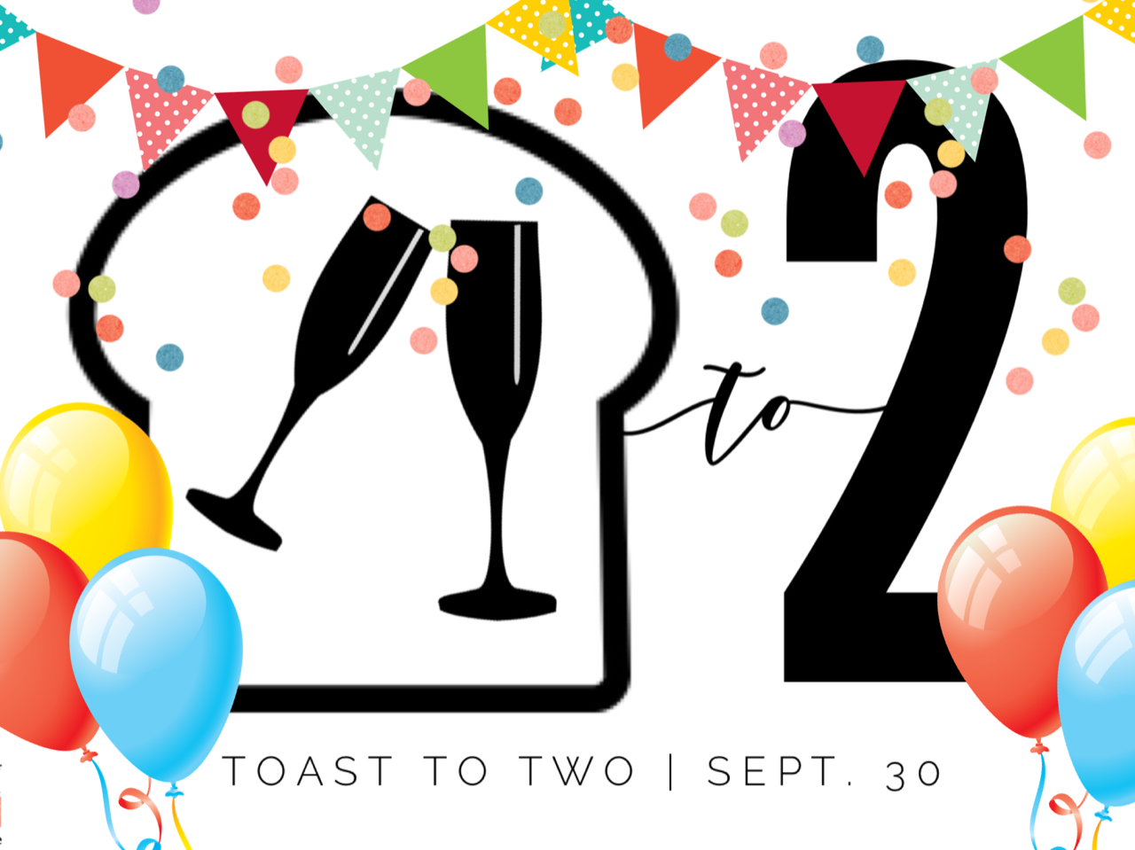 Toast to 2: Kingstowne's 2nd Birthday